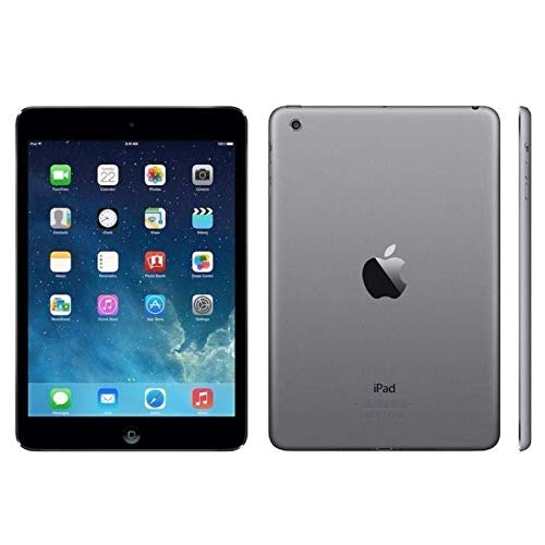 "Apple iPad Mini 4, 7,9"" Display mit WI-Fi, 16 GB, 2015, Space Grau (Generalüberholt)"