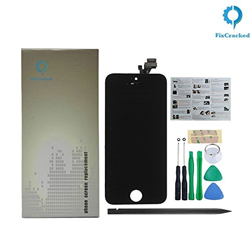iPhone 5LCD Ersatz inklusive iPhone 5LCD Display und Digitizer (AT & T/Verizon/Sprint/T-Mobile) schwarz für Modell A1428& A1429