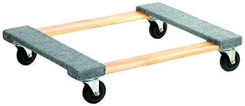 GPC fd750y Teppichböden Dolly Trolley, 450mm L x 750mm W, 380kg Kapazität