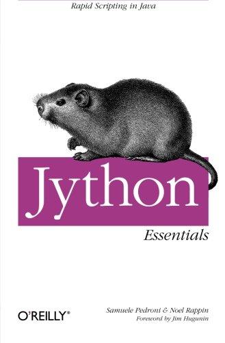 Preisvergleich Produktbild Jython Essentials