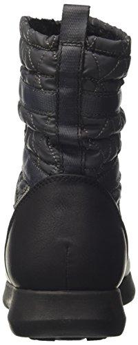 Skechers Boulder, Stivali Donna Grigio (Charcoal/black)