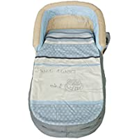 Readybed Sleepytime Owl My First Inflatable Toddler Air Bed and Sleeping Bag in one