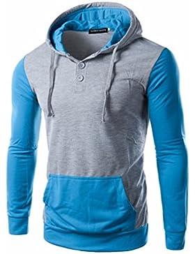 Hombre de Otoño e Invierno Sweater hombres hombres San Sau con tapa Sweater Trend