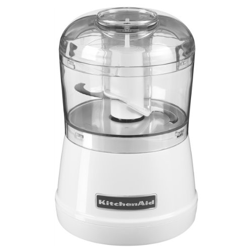 KitchenAid 5KFC3515EWH - Mini picadora