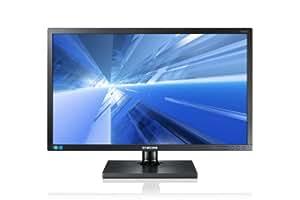 """Samsung TC241W 23.6"""" Full HD Noir écran plat de PC - Écrans plats de PC (59,9 cm (23.6""""), 1920 x 1080 pixels, LED, 5 ms, 300 cd/m², Noir)"""
