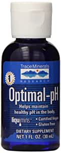 Trace Minerals Research 30ml Liquimins Optimal-ph liquide