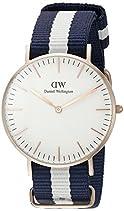 Daniel Wellington Glasgow 0503DW Damen-Armbanduhr