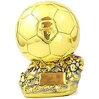 XL-Clearlove7 WM-Trophäe Goldener Pokal Schulfußball Sportwettbewerb Trophäe 24CM