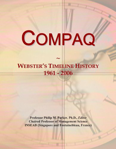 compaq-websters-timeline-history-1961-2006