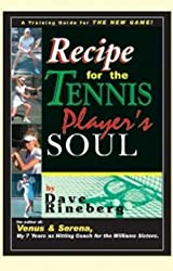 Recipes for a Tennis Players S