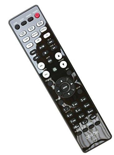 Denon RC-1174 Original-Fernbedienung für Ceol RCD-N8 Netzwerk Kompaktreceiver (Denon Tv)