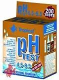 ph-Test 4.5 - 9.5 (Süß- und Meerw.) für 200 Messungen