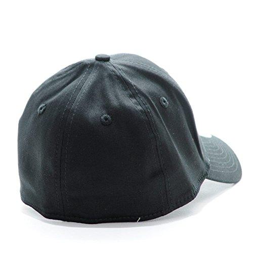 New Era Herren Baseball Cap Mütze M/LB Basic NY Yankees 39Thirty Stretch Back Mehrfarbig (Schwarz / Weiß)