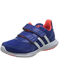 adidas Hyperfast 2.0 CF K, Zapatillas de Deporte para Niños, Azul (Reauni / Ftwbla / Rojsol), 34 EU