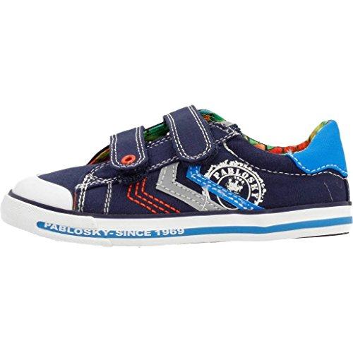 Calzature sportive bambino, colore Blu , marca PABLOSKY, modello Calzature Sportive Bambino PABLOSKY P717551D Blu Blu