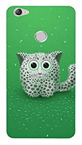 Everything printed / designer back cover case for Letv Le 1s (multi)