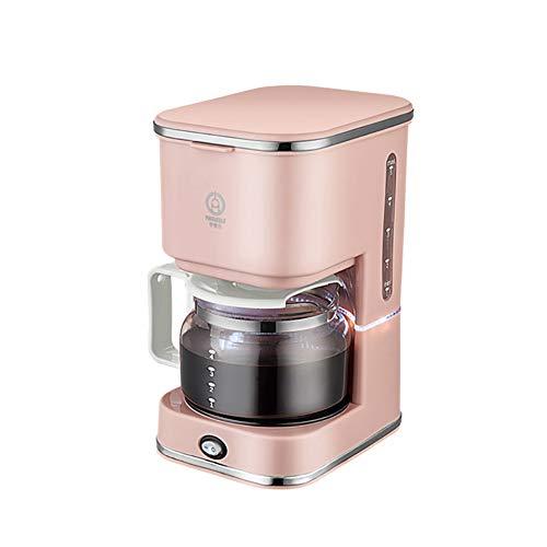 Kaffeemaschine,Espressomaschine,Kaffeevollautomat,Tragbarer Automatischer Amerikanischer Tropf 750ml...