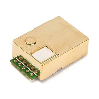 Bluelover Mh-Z19 0-5000Ppm Infrarot-Co2-Sensor Für Co2 Indoor Air Quality Monitor Uart/Pwm