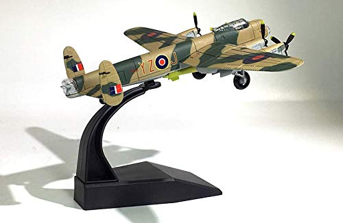 WWII Avro Lancaster 1/144 diecast Plane Model Aircraft
