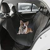 Coprisedile per Cani Impermeabile Protezione Accessori Telo Cane Auto 134x134cm