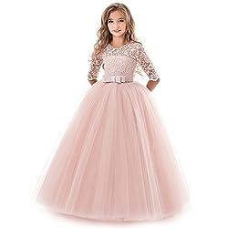 NNJXD Vestidos De Princesa...