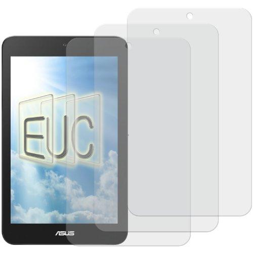 3 x Displayschutzfolie matt/entspiegelnd für Asus Vivo Tab Note 8 (Asus Vivo Tab Case)