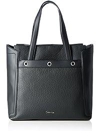 Calvin Klein Jeans Dew1 Tote, Bolsa para Mujer, Negro (Black), 15 x45 x32 cm (B x H x T)