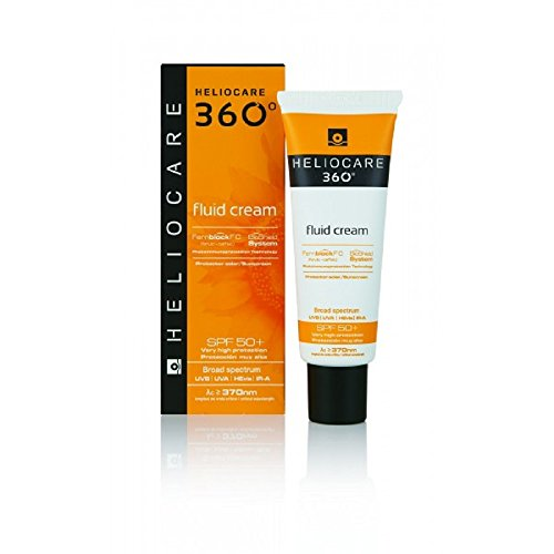 Heliocare 360 Spf50+ Fluid Cream Face 50ml