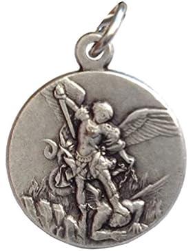 Medaille Von St. Michael Erzengels - Medaillen von Schutzheiligen