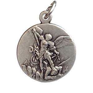 Igj Medaille Von St. Michael Erzengels – Medaillen von Schutzheiligen