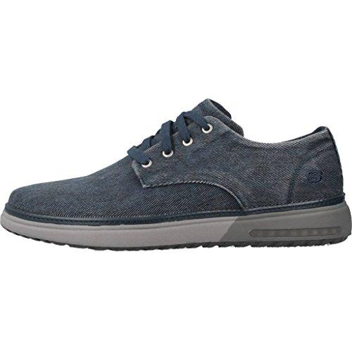 Envío Libre Toma Skechers Blu Scarpe 65371 Blue Falso GeeEoCb