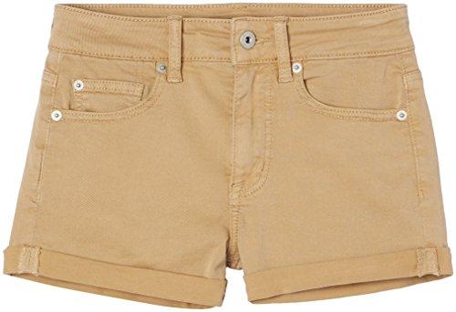 FIND Damen Jeans-Shorts Braun (Brown)