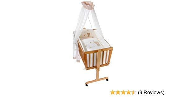 Easy baby 480 79 wiegenset honey bear: amazon.de: baby