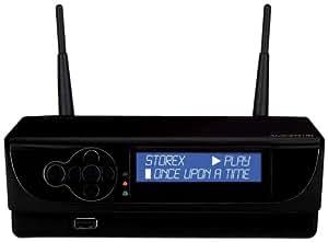 Storex AIVX-372HD Disque dur multimédia HD 1080p Ethernet Wifi 1 To
