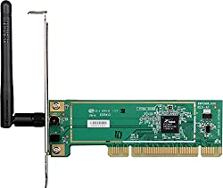 D-Link DWA-525 Wireless-N 150 Desktop PCI Adapter 802.11n 150Mbps