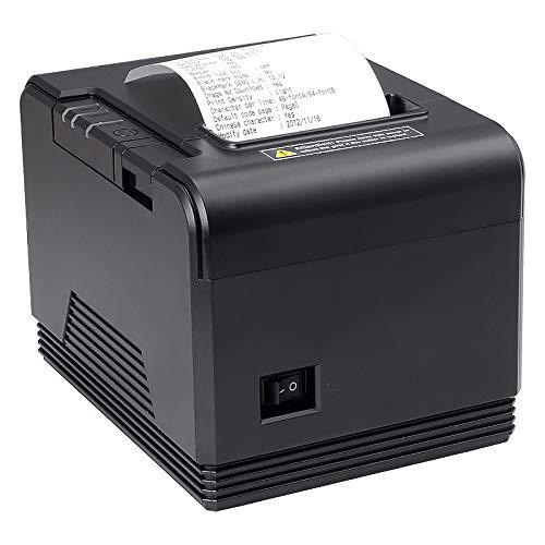 [Actualización 2.0] 300 mm/Sec 80mm Impresora Térmica/Receipt