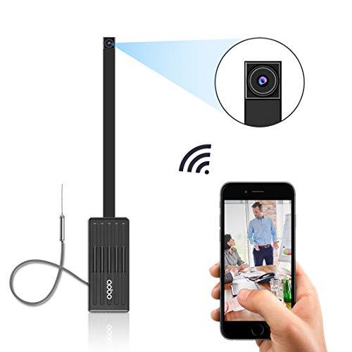 Mini Kamera,TODAYI 1080P HD WLAN IP Kamera Wireless WiFi Kamera Sicherheitskamera Innen Heim Überwachungskamera Die Bewegungserkennung Alarm Nanny Kamera Baby Überwachung für iPhone/Android Phone/PC (Hd-webcam Outdoor)