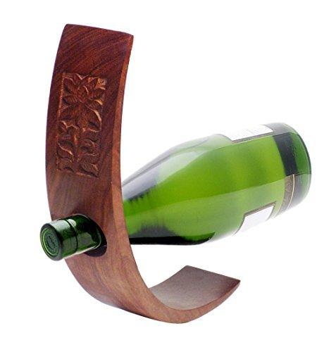 craftsman-set-of-3-carved-wine-bottle-stand-wood-single-bottle-holder-by-craftsman