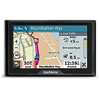 """Garmin 010-02036-10 Drive 52 EU LMT-S Navigatore 5"""", Mappa Europa Completa, Aggiornamento a Vita e Servizi Live via Bluetooth, Infotraffico Live via Smartphone"""