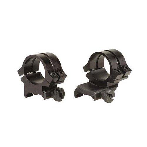 Weaver Quad Lock 1High Verlängerung Abnehmbare Ringe, Unisex, 49048, Matte Black -