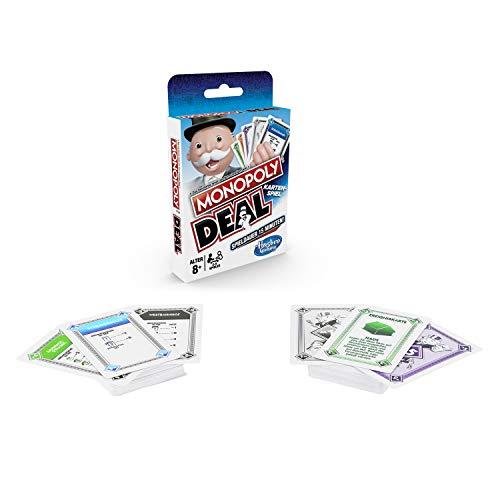HASBRO Monopoly e3113100Monopoly Deal