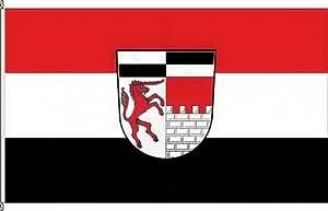 Königsbanner Hissflagge Glashütten - 150 x 250cm - Flagge und Fahne