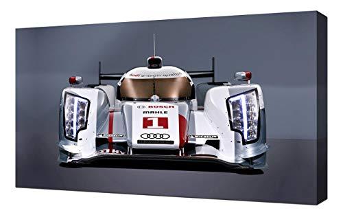 2012-Audi-R18-E-Tron-Quattro-V2-1080 - Stampa Artistica su Tela - Stampa Tela Canvas