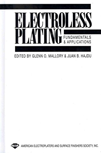 [(Electroless Plating)] [By (author) Glenn O. Mallory ] published on (June, 2005)