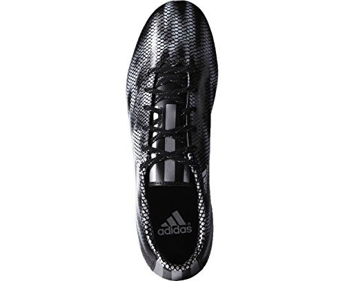Adidas F10 Firm Ground, Chaussures de Football Homme Noir