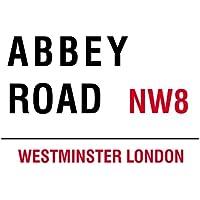 Metal Sign - Abbey Road Plaque métal - Metal Sign - XXX15823 - S