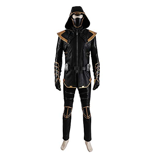 AV: Endgame - Hawk-Eye (Ronin Identity) Costume Cosplay Maschile - Jeremy Renner - - XXX-Large