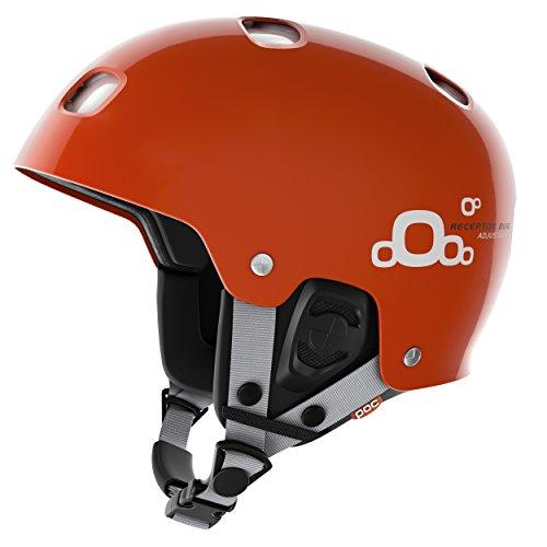 POC Skihelm Receptor Bug Uni, Iron Orange, XS (51-52 cm), 10240 (Poc Helm Orange)