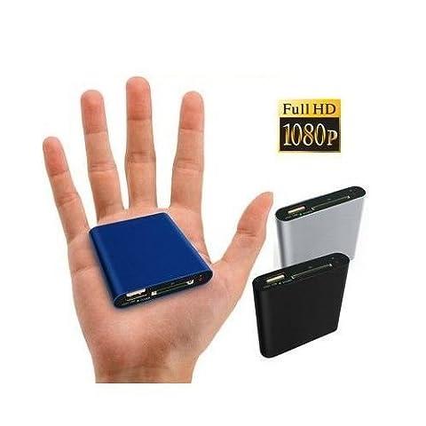Mini passerelle multimédia Full HD 1080p HDMI TV USB SD disque dur