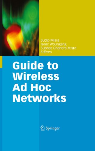 Guide to Wireless Ad Hoc Networks (Computer Communications and Networks) (English Edition)